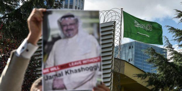 5 peines de mort requises — Khashoggi